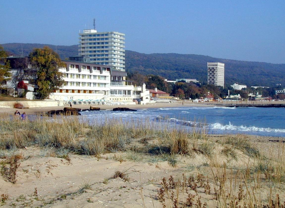 курорт Золотые пески в Болгарии