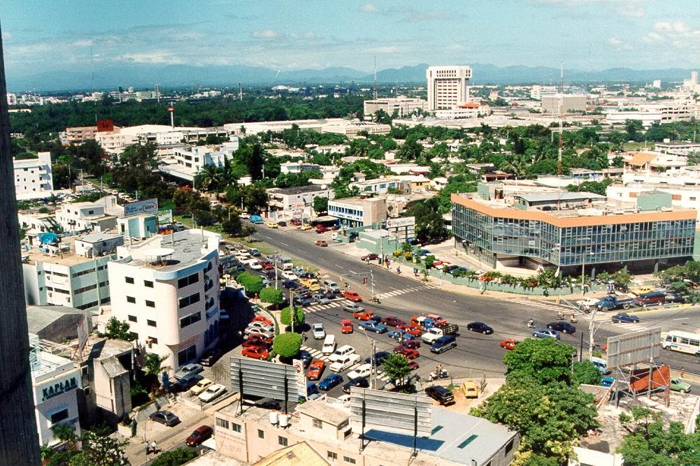 Санто Доминго Доминиканская республика