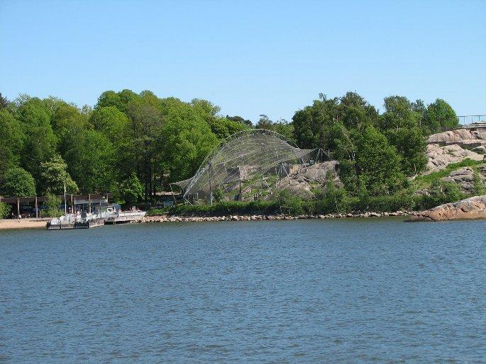 Зоопарк Коркеасаари
