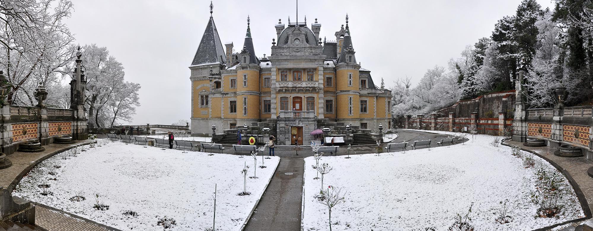 Массандровский дворец Ялта