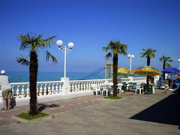 Лазаревское отдых на Черном море