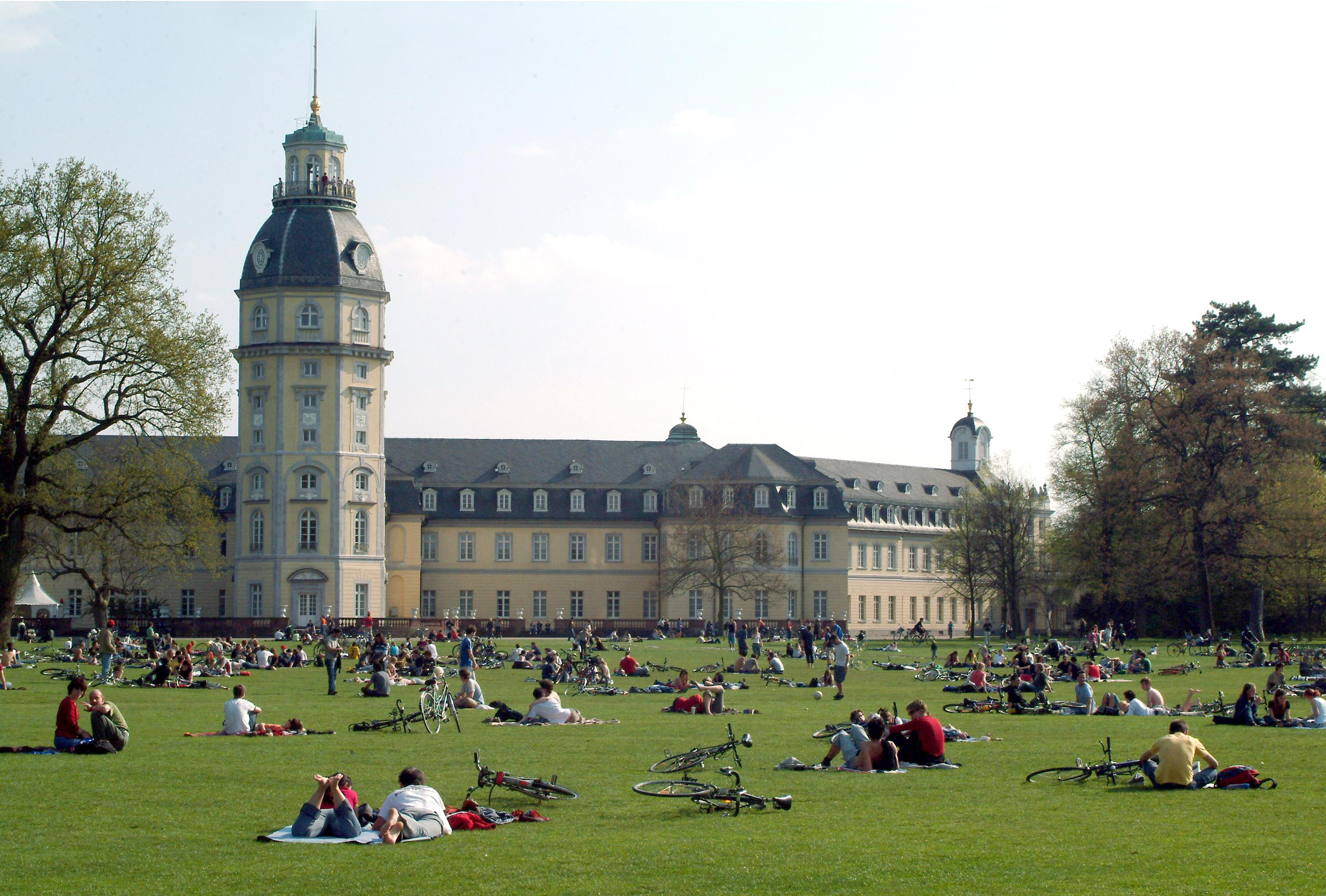 Карлсруэ Германия