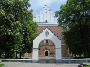 Костел Святого Варфоломея в Дрогобыче