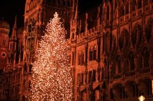 Новогодние праздники в Мюнхене