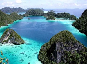 Путишествие в Индонезию