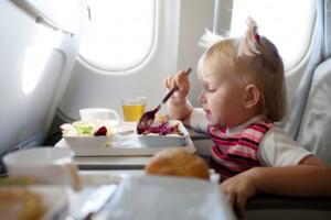 Авиапутешествие с ребенком