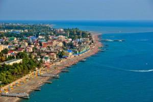 Адлер. Лучший курорт в России